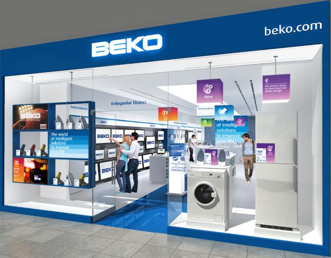 Códigos De Error en electrodomésticos Beko